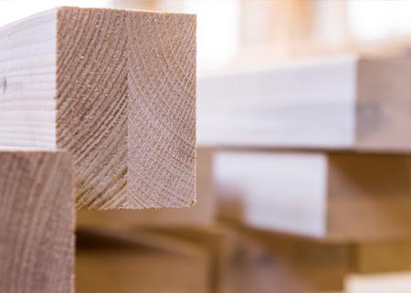 Holzbalken Holzriegel