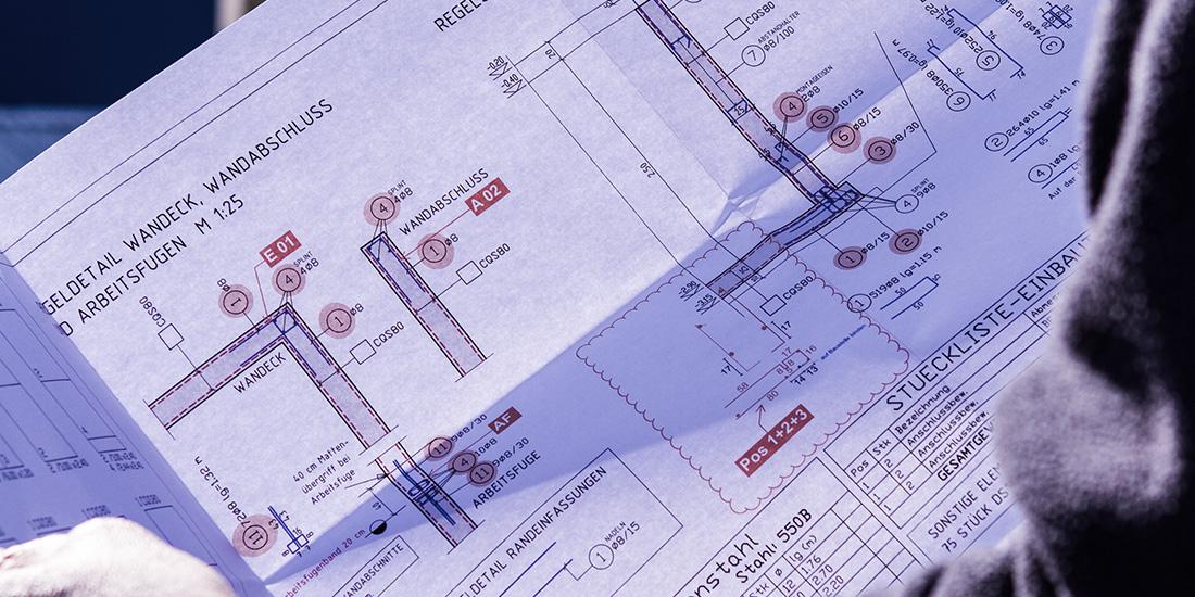 Hausbau Plan
